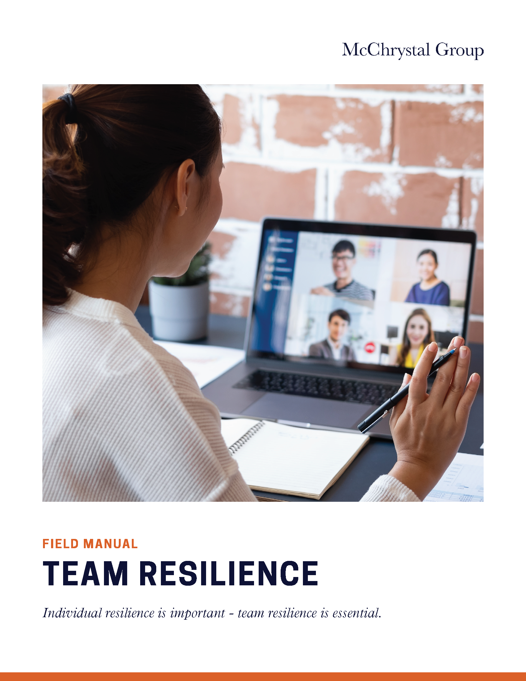 Preview of Field Manual: Team Resilience