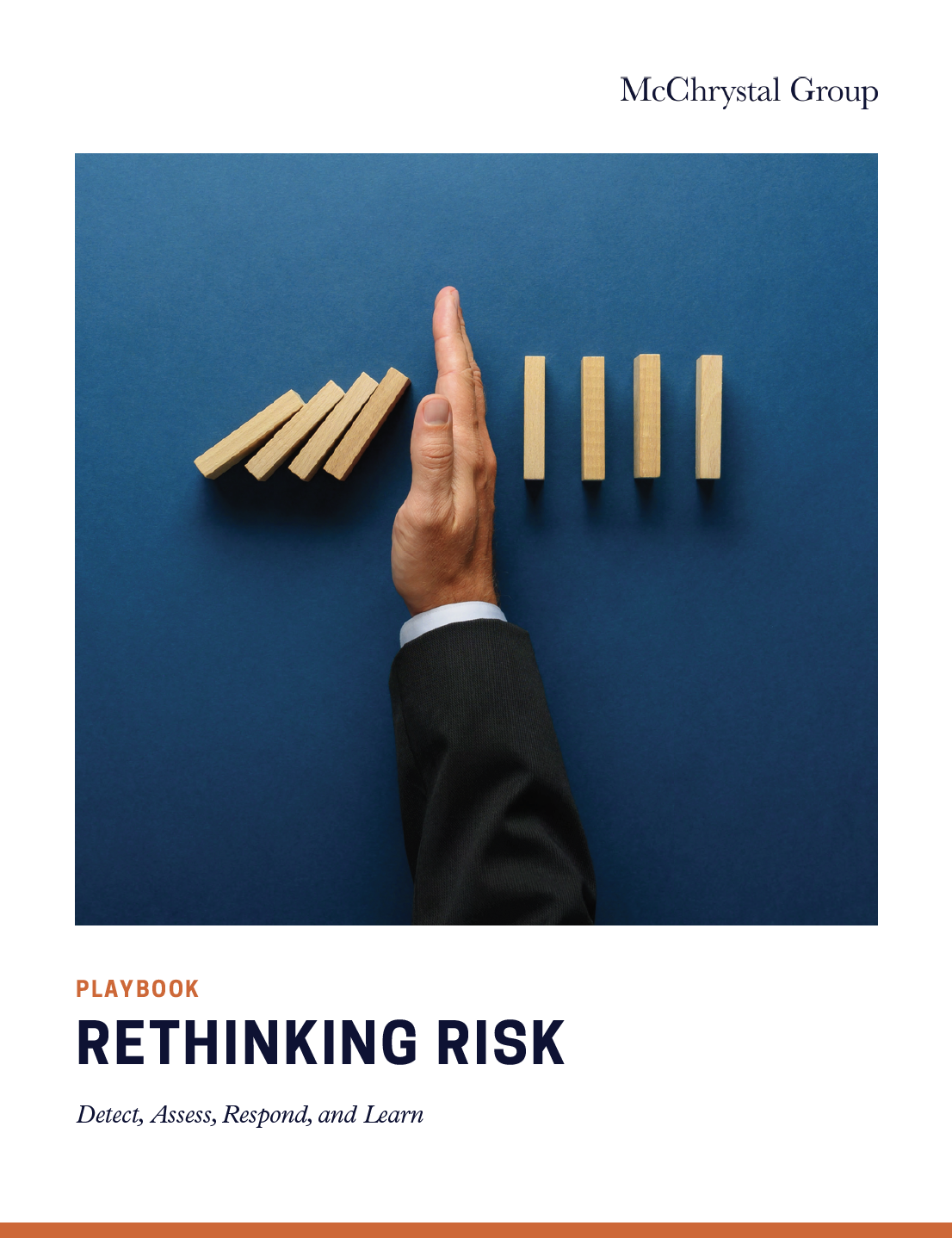Preview of Risk Playbook: Rethinking Risk